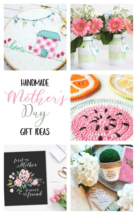 S Day Handmade Gift Ideas - 5 pretty handmade mother s day gift ideas dagmar s home