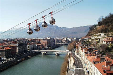 Peut être un nouveau téléphérique à Grenoble