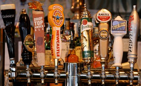 8 Times The Food And Beverage Industry Went Extremely High On Tap Bar