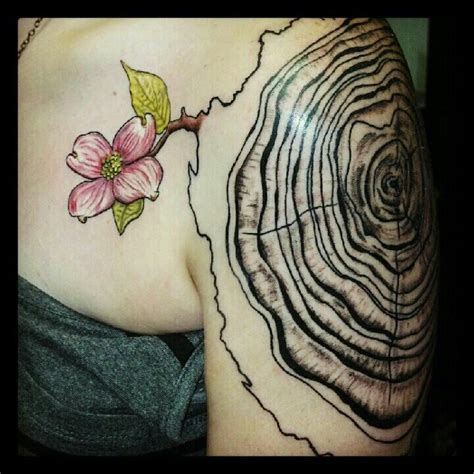 tree ring tattoo 109 best images on design tattoos