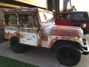 Jeep Dj Postal Jeep Dj 5d 1976 Rhd Patina Galore For Sale Photos
