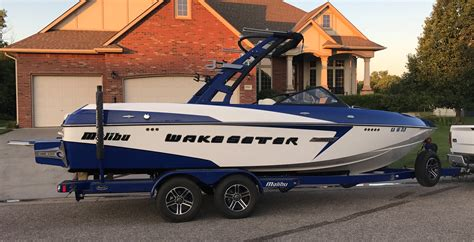 malibu boats for sale kansas malibu 2015 for sale waa2