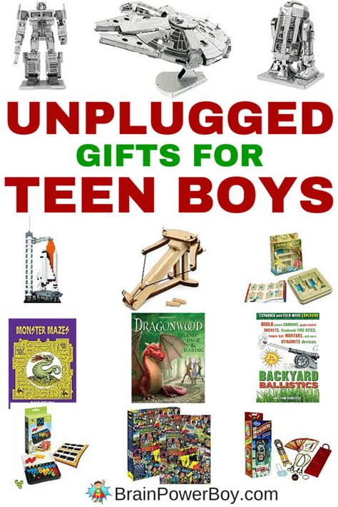amazing gifts for amazing inexpensive gifts for boys unplugged