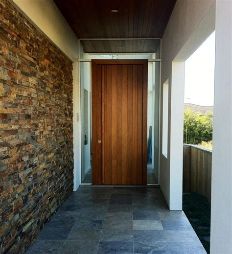 Timber Exterior Doors Allkind Joinery Timber Entry And Pivot Doors