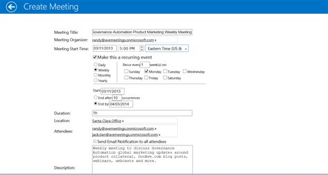 sharepoint 2013 meeting workspace template introducing meetings for microsoft sharepoint 2013
