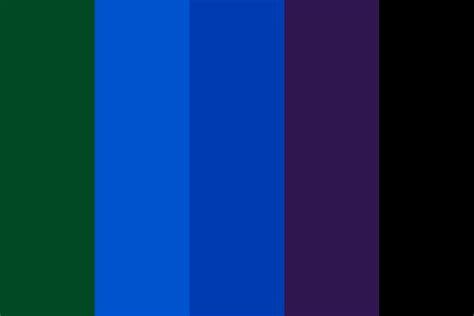 what color is cobalt cobalt regal color palette