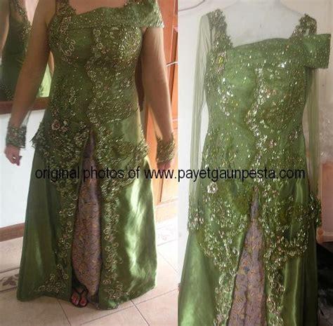 harga jahit 2015 desain baju pesta kebaya modern dan payet gaun pesta desain baju pesta kebaya modern dan