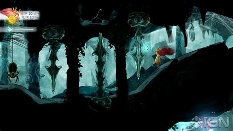 child of darkness child of light child of light review ign