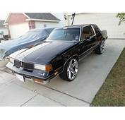 Oldsmobile Cutlass Supreme Questions  My 87