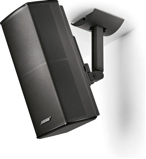 Ceiling Mounted Speakers Bose by Bose 174 Ub 20 Series Ii Wall Ceiling Bracket Black At