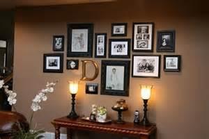 Photo Wall How To Arrange Photo Wall