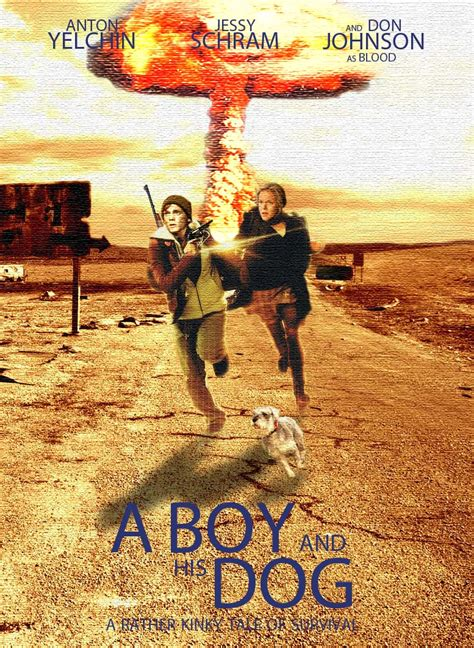 boy and his a boy and his remake by jpspitzer on deviantart
