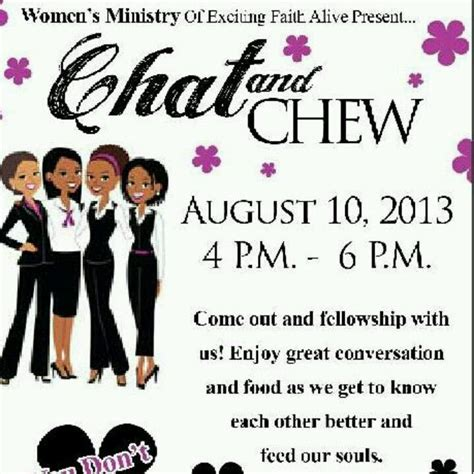 345 Best Images About Womens Ministry Ideas And Church - 17 best images about sista chat ideas on