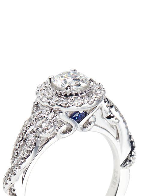 Wedding Rings Vera Wang by Vera Wang Wedding Ring Collection Weddingsrings Net