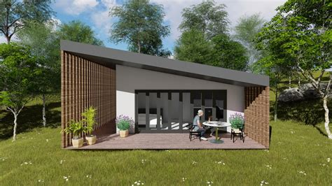 granny flat designs  prices gold coast funky  shack