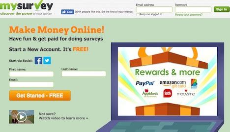 Paid Surveys Sites - top 25 best paid survey sites to make quick money quertime