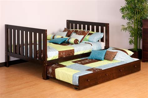 double bed with trundle canwood alpine ii double bed ojcommerce