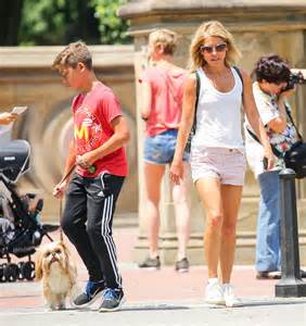 kelly ripa in shorts out and about in new york hawtcelebs kelly ripa in shorts out and about in new york hawtcelebs