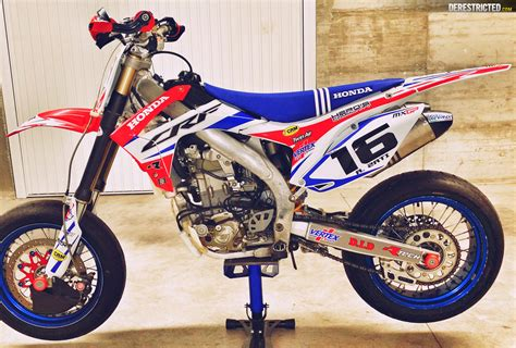 crf on line honda crf 450 motard collection 13 wallpapers