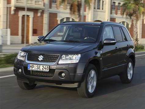 Suzuki 2nd Grand Vitara 5 Door 3rd Generation Grand Vitara