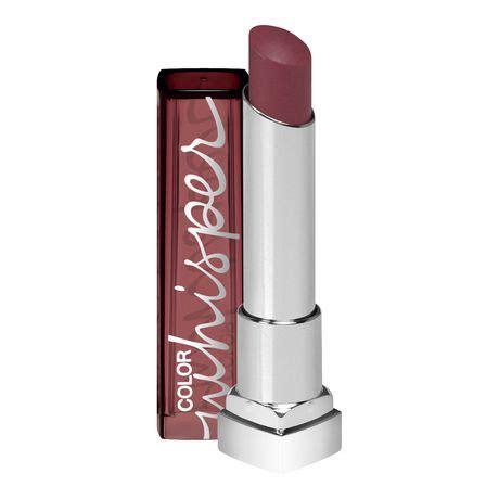 Lipstik Maybelline Cair maybelline colour sensational lipstick walmart ca
