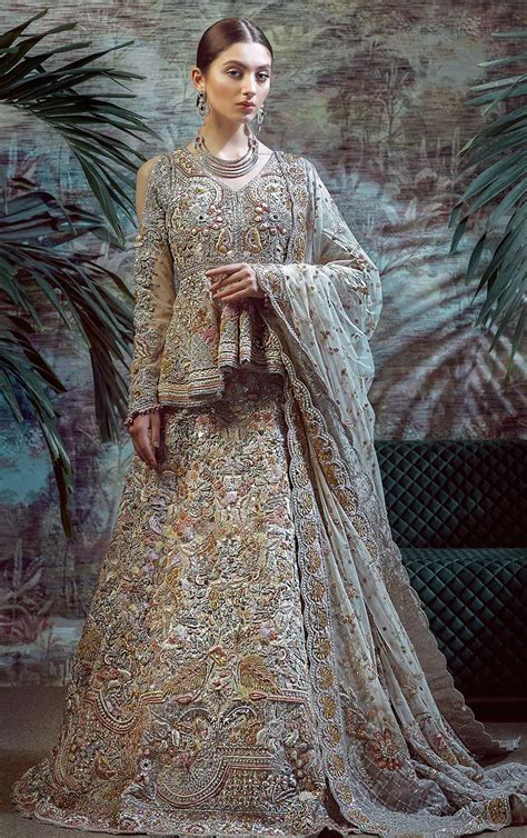 Alluring Wedding Wear Collection 2019 by Tena Durrani in