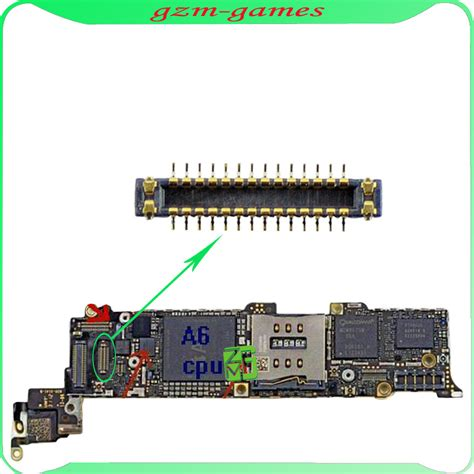 Conector Lcd Iphone 5g Isi 5 iphone fpc connector promotion shop for promotional iphone