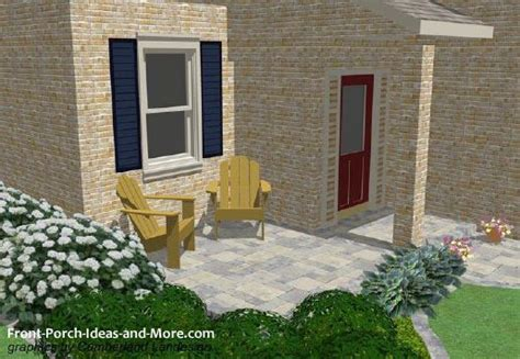 patio extension ideas patio ideas to expand your front porch
