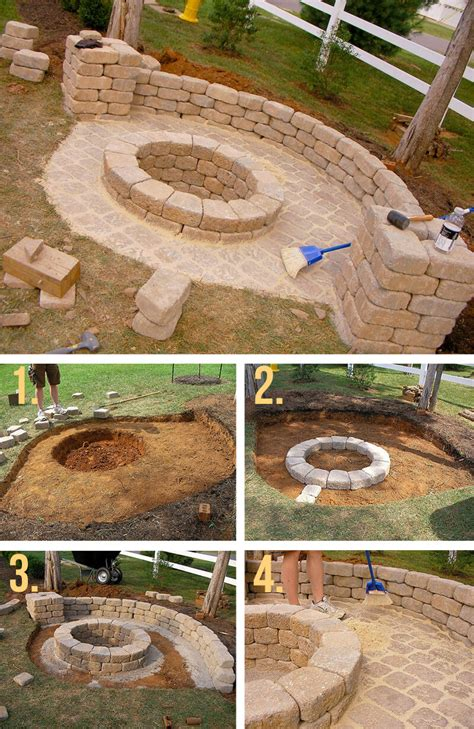 pit ideas 15 creative pit diy ideas for backyard creative ideas