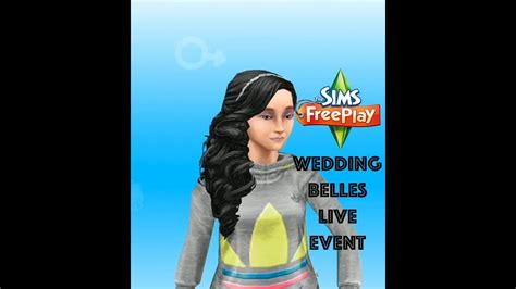 Wedding Belles Live Event In Sims Freeplay by The Sims Freeplay Wedding Belles Live Event S Hair