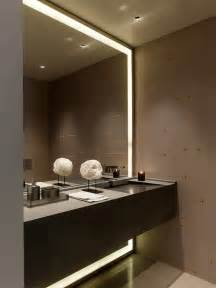 bathroom light mirror how to a modern bathroom mirror with lights