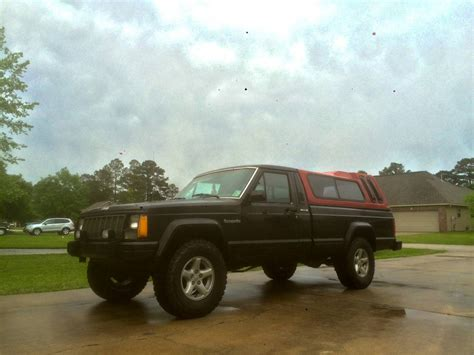 new jeep comanche 1988 jeep comanche 4x4 4 0 v6 auto for sale in new orleans
