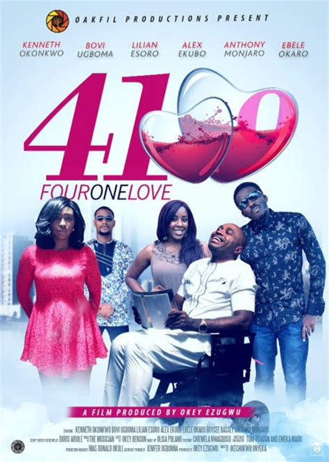 Bovi S 419 1 the trailer for 4 1 starring bovi lilian