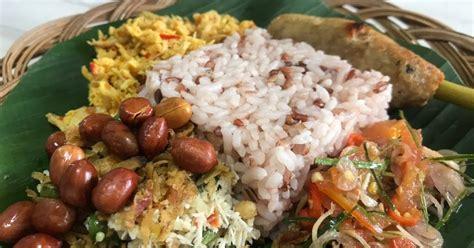 resep nasi jinggo enak  sederhana cookpad