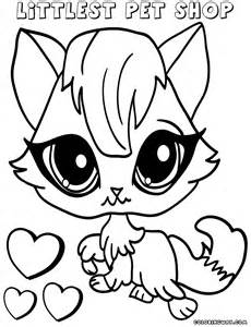 littlest pet shop coloring pages coloring pages download print