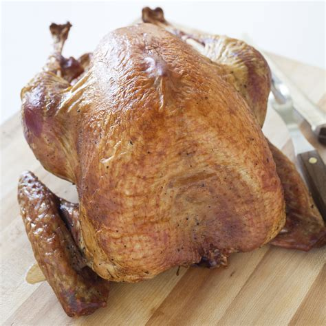 simple grill roasted turkey america s test kitchen