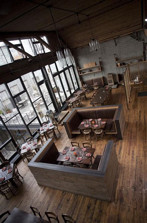 Osteria La Spiga restaurant by Graham Baba Architects