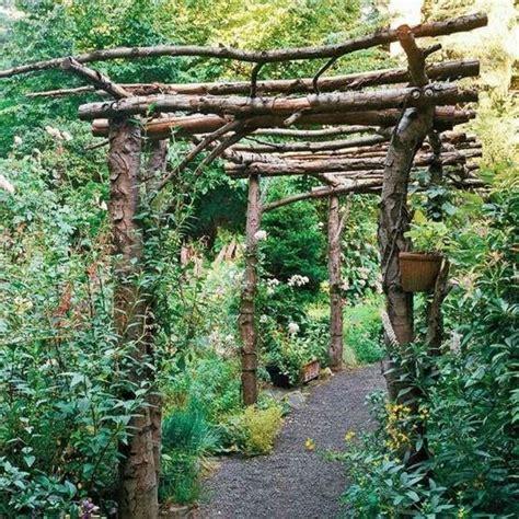 Pergola Holz Selber Bauen by Die Herrliche Pergola Aus Holz In 93 Fotos Archzine Net