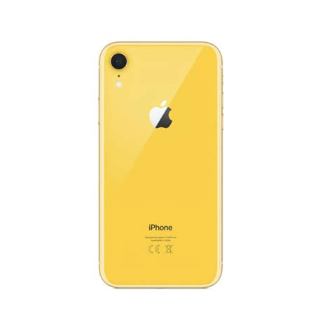 apple iphone xr 64gb yellow rpshopee