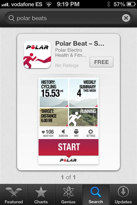 smart dollar app a look at the new polar beat bluetooth smart app with h7