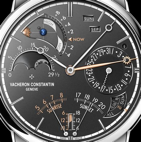 How Many Weeks In A Year vacheron constantin les cabinotiers celestia astronomical