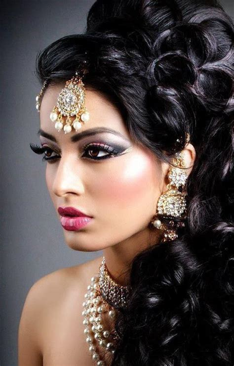 bridal hairstyles video in hindi 20 gorgeous indian wedding hairstyle ideas