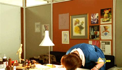 Banging On Desk by Peggy Mad Gifs
