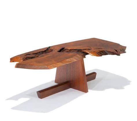 nakashima coffee table price george nakashima coffee table with minguren base