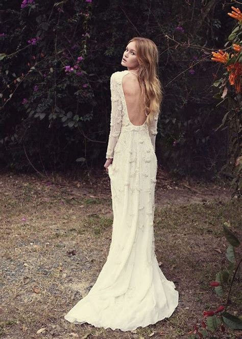 Brautkleider Bohemian by Bohemian Wedding Dresses For Stylish Brides Modwedding