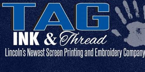 nhi lincoln ne tag ink thread is proud to announce the acquisition of