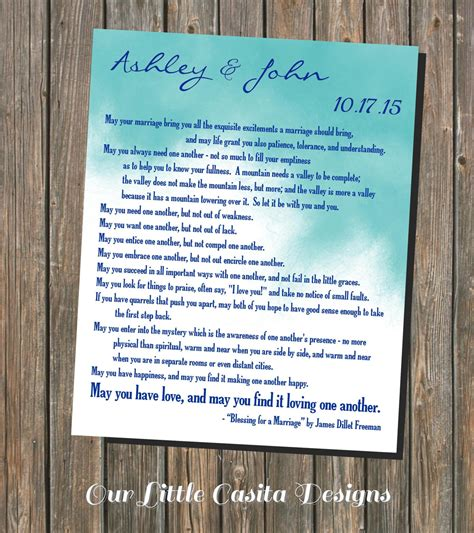 Wedding Blessing Dillet Freeman by Blessing For A Marriage Poem By Dillet Freeman May You