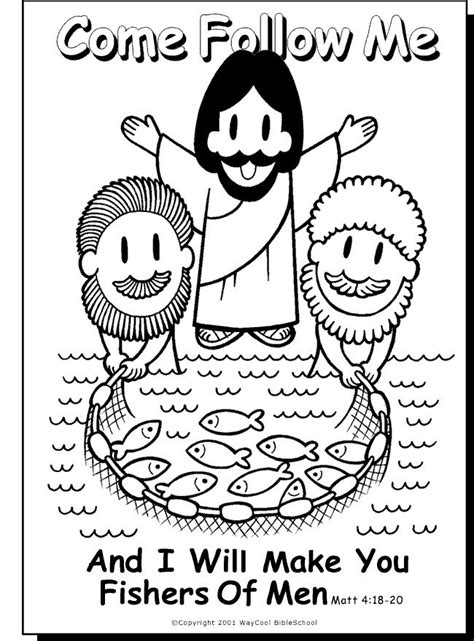 84 Best Images About Printable Coloring Artwork For Fishers Of Coloring Page