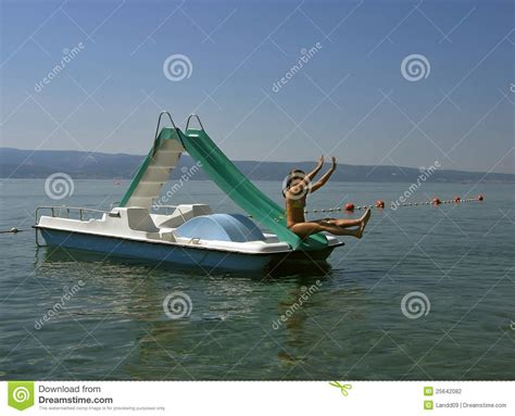 pedal boat ocean plung in sea pedal boat stock photography image 25642082