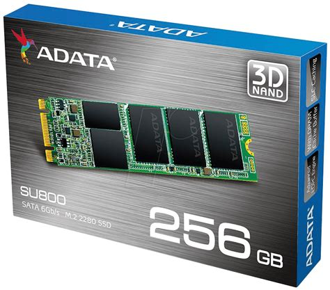 Ssd Adata 256gb Ultimate Su800 Solid State Drive 256 Gb Sata 25inch asu800ns38 256gt adata ultimate su800 256gb m 2 sata bei